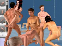 3dsexvilla virtual erotic poses